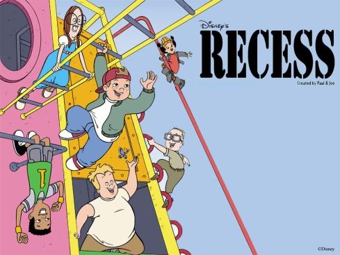 The best cartoon ever: Recess