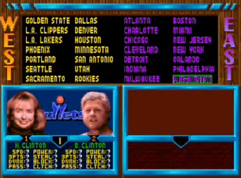 He&#39;s On FIRE! <b>NBA JAM Cheat Codes</b> | The Nostalgia Blog