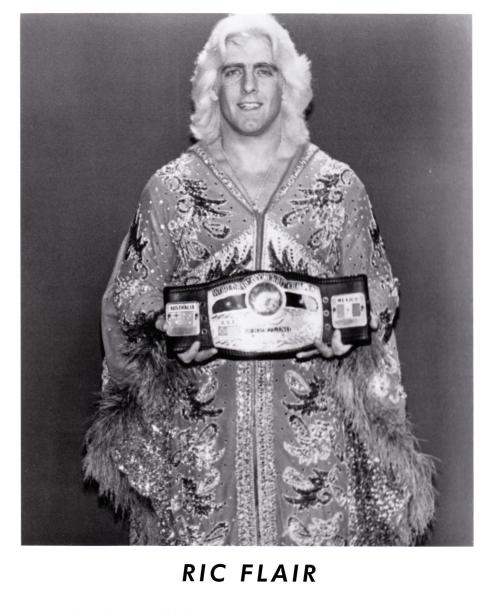 Why Ric Flair is Custom Made