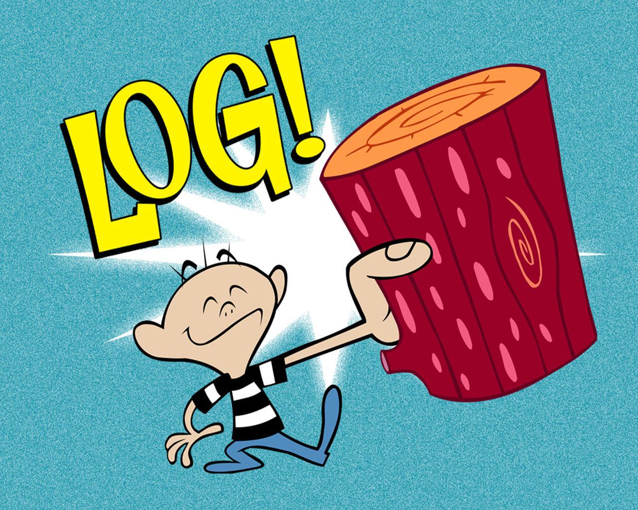 it s log log log the nostalgia blog