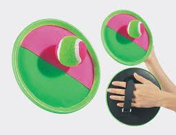 Velcro Pad and Ball