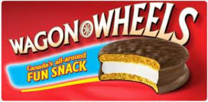 Wagon Wheels Were A Solid Snack
