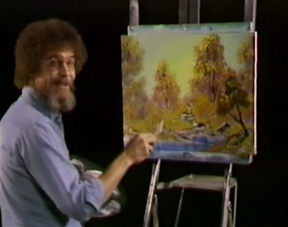 first-bob-ross-episode