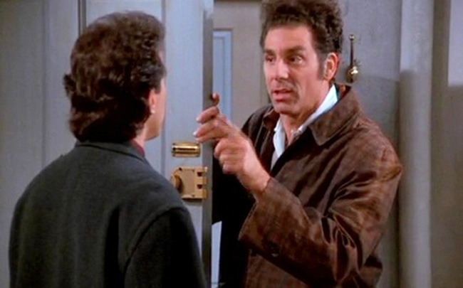 Guy Builds Door Sensor That Plays Seinfeld Bass Riffs Whenever Someone Opens The Door  sc 1 st  The Nostalgia Blog & Guy Builds Door Sensor That Plays Seinfeld Bass Riffs Whenever ...