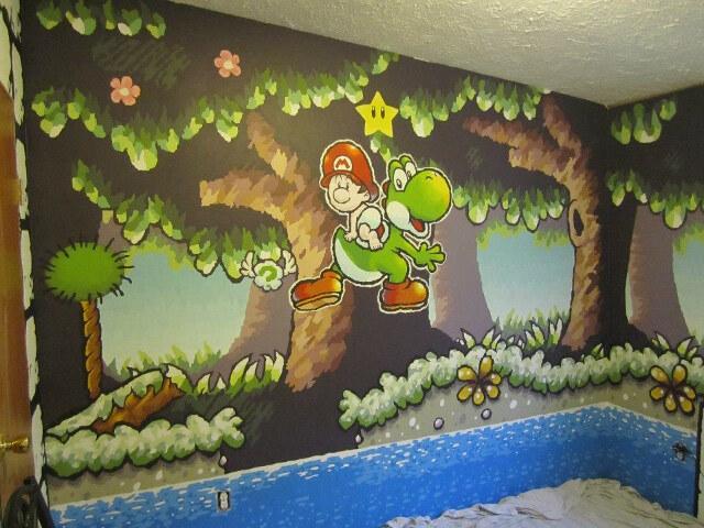 super-mario-mural-room-1