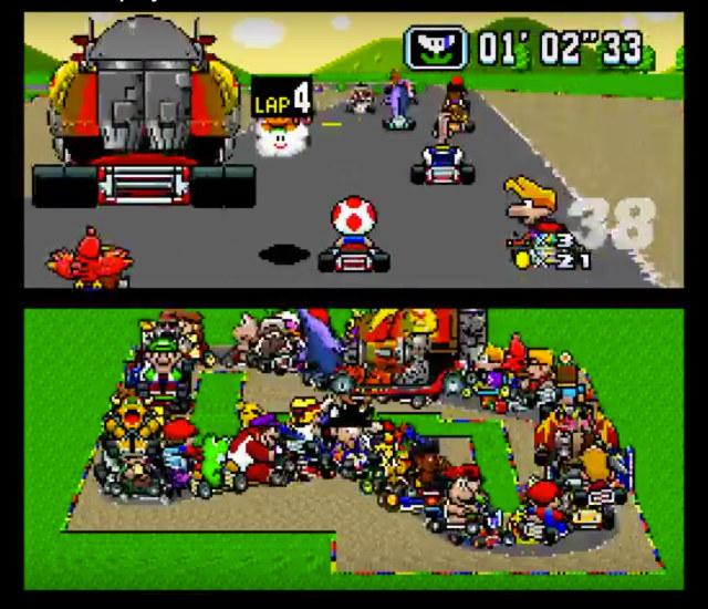 super kart game